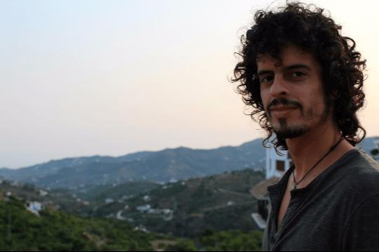 """Gabriel Sánchez García-Pardo, autor de """"Corazón de Rayo"""" - Cine de Escritor"""