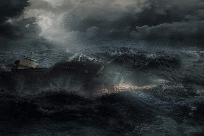 Gabriel Sánchez García-Pardo relato El Faro de ada naufragio
