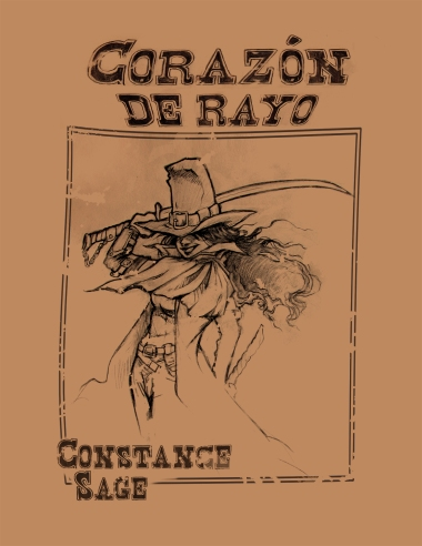 Corazón de Rayo Constance Sage